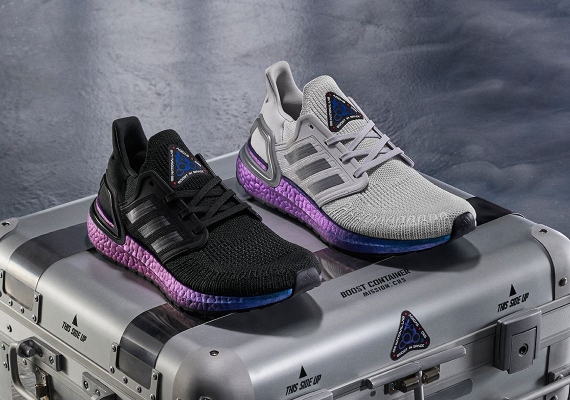 ISS National Lab adidas Ultra Boost 20