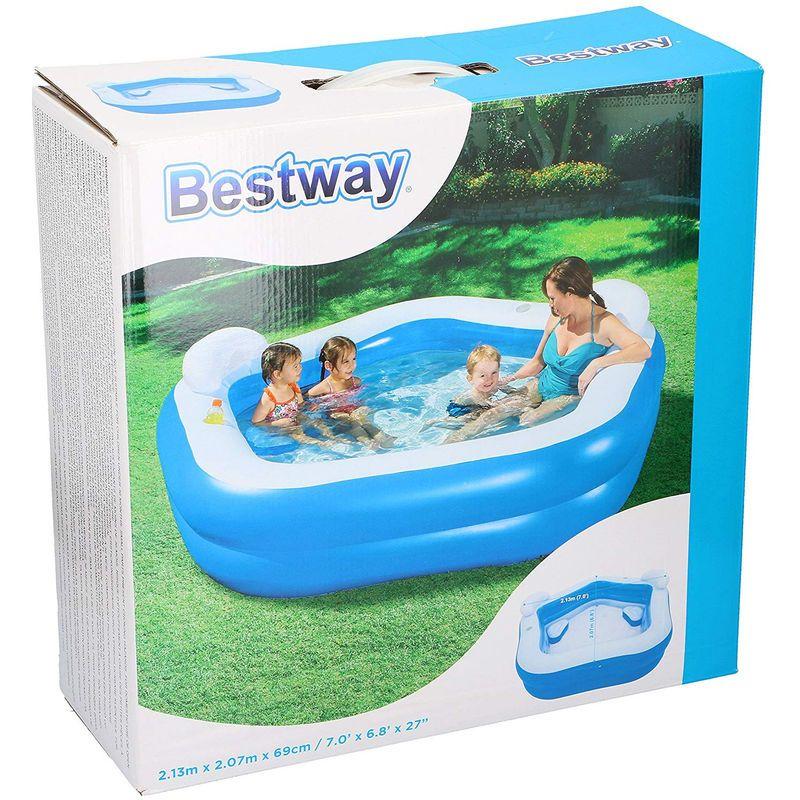 Accessoire Pour Remorque De Voiture Family Pool Pool Lounge