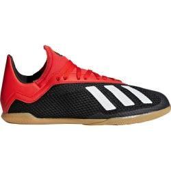 Adidas Kinder Fußballschuhe X Tango 18.3 In, Größe 37 ? In Cblack/owhite/actred, Größe 37 ? In Cblac