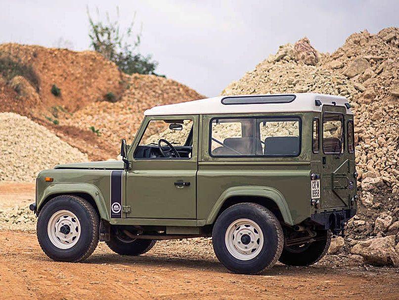1990 Land Rover Defender Santana 2500DL Land rover