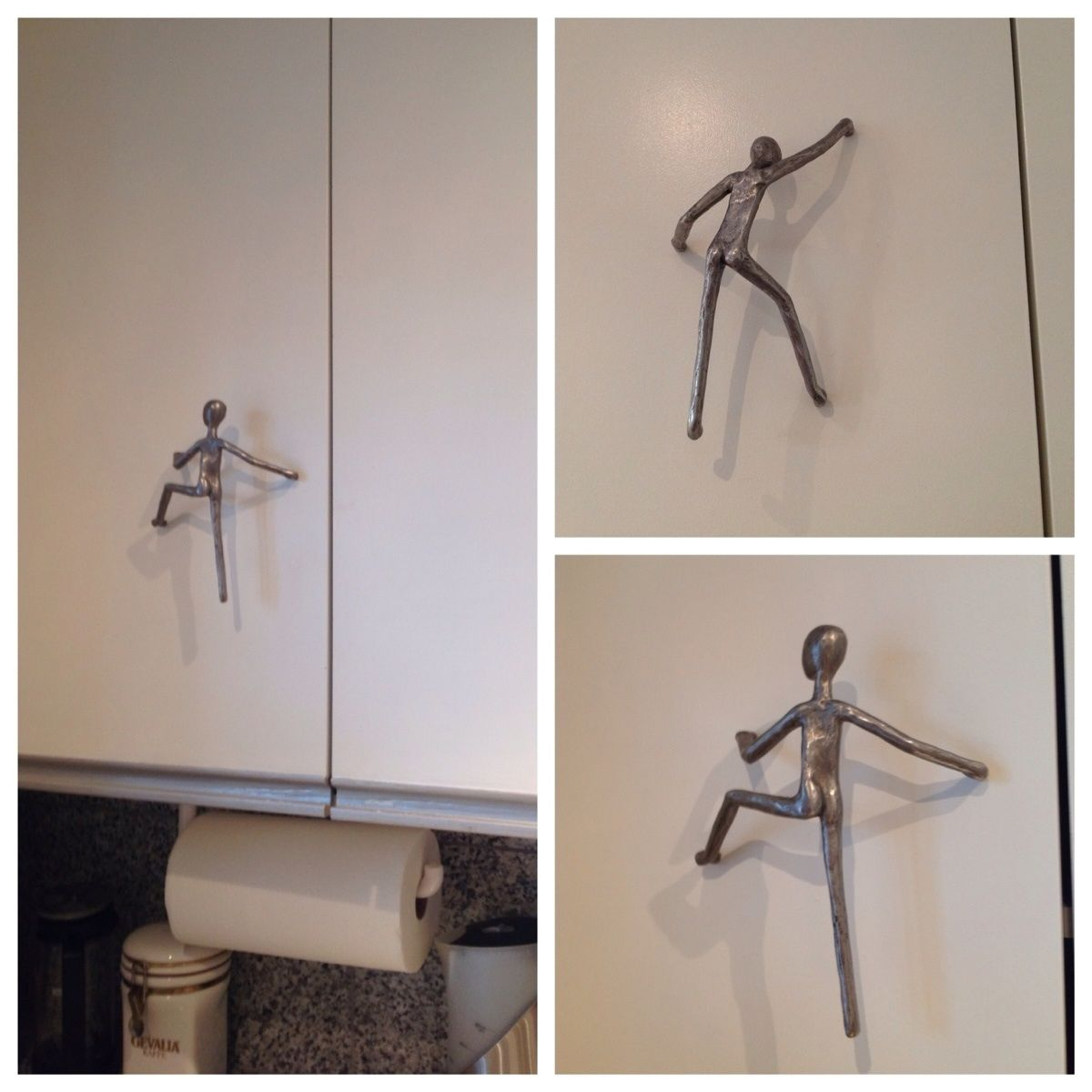 cabinet hardware figures I would totally have these Living