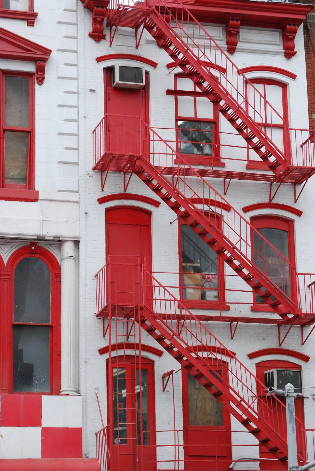 Charmant NYC ♥ NYC: Fire Escape Stairs In SoHo And Chinatown