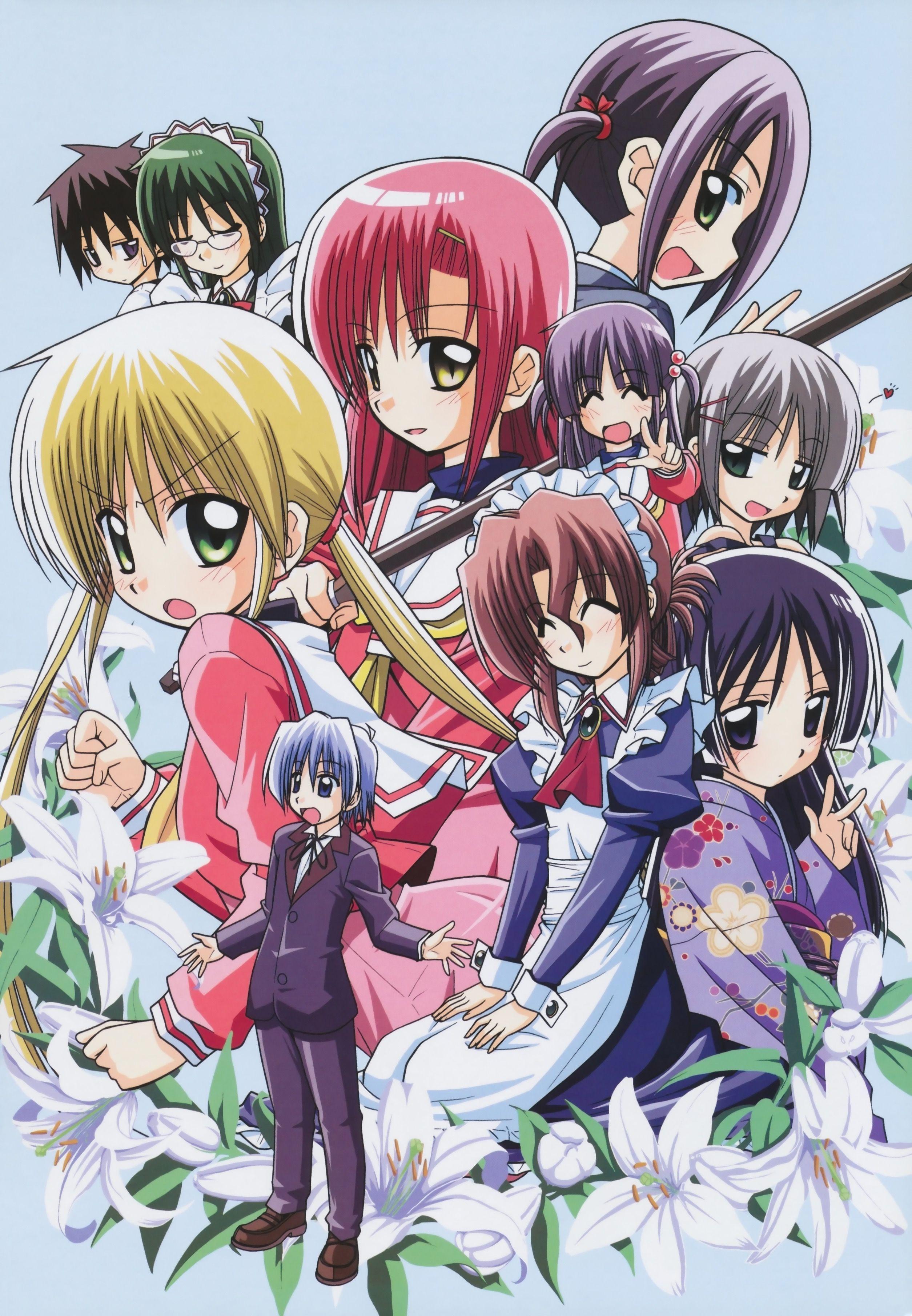 Hayate No Gotoku Part 1 Y2ldef ハヤテのごとく Hayate No Gotoku Hayate No Gotoku Hayate Anime Anime Wallpaper