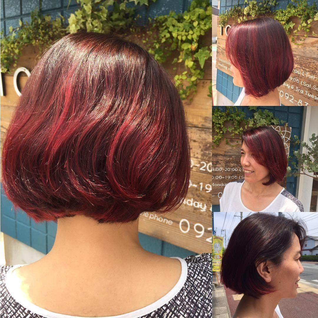 福富kanako Torus Hairトーラスヘア オーナーさんはinstagramを利用し