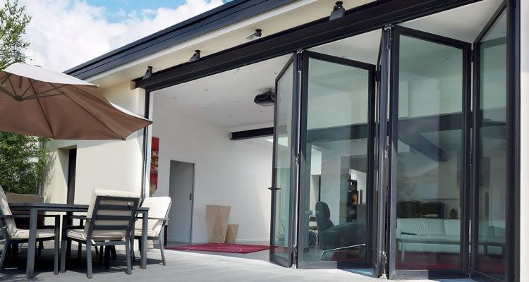 Installation And Material Cost Bifold Doors New House Family