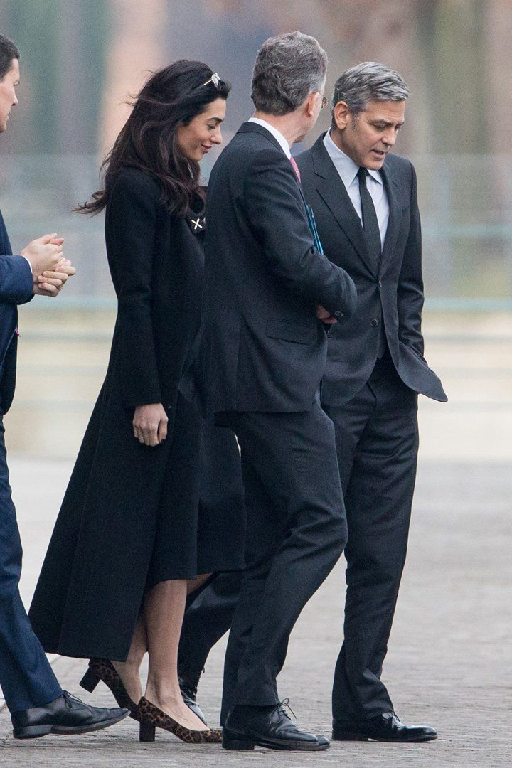 Amal Clooney's Shoes Are an Outfit Game Changer   All Things