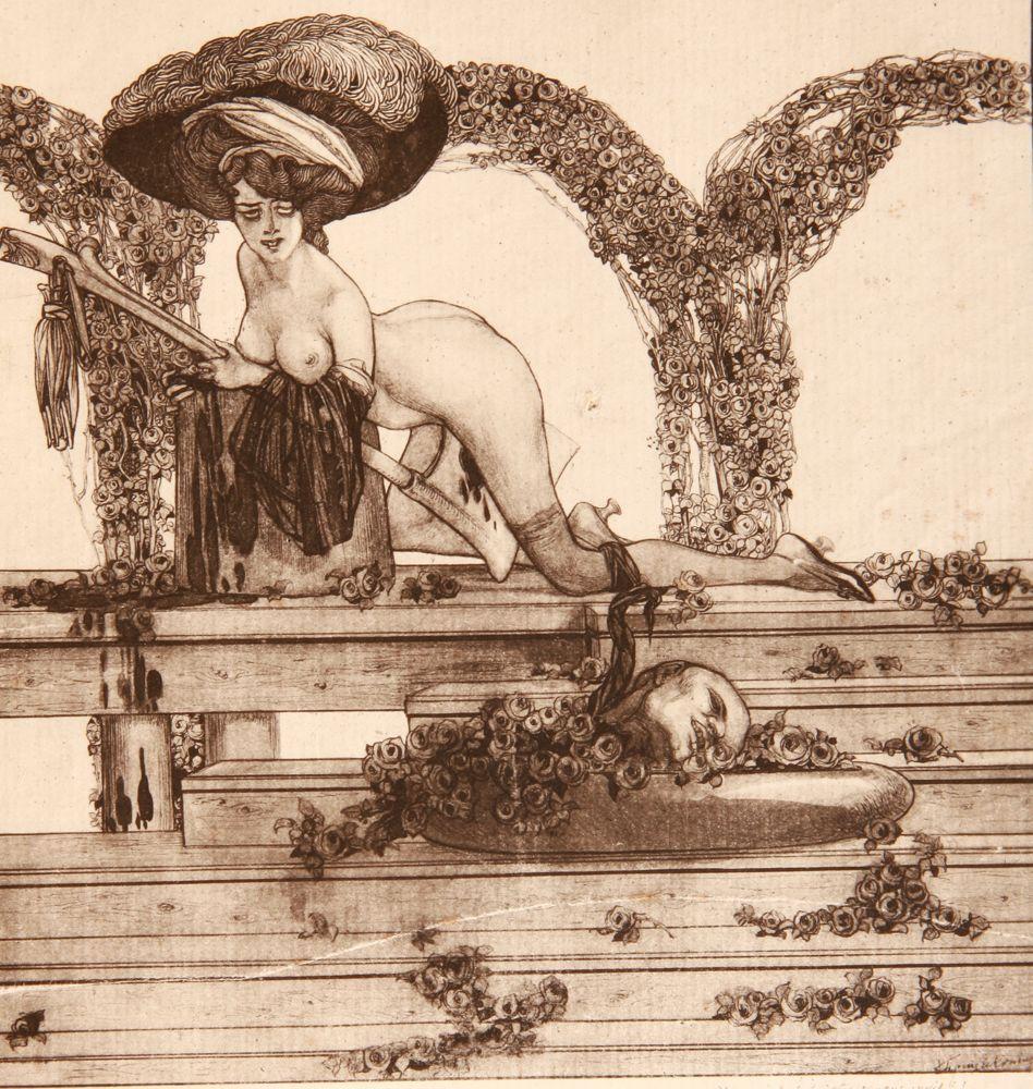 Franz von Bayros - 136
