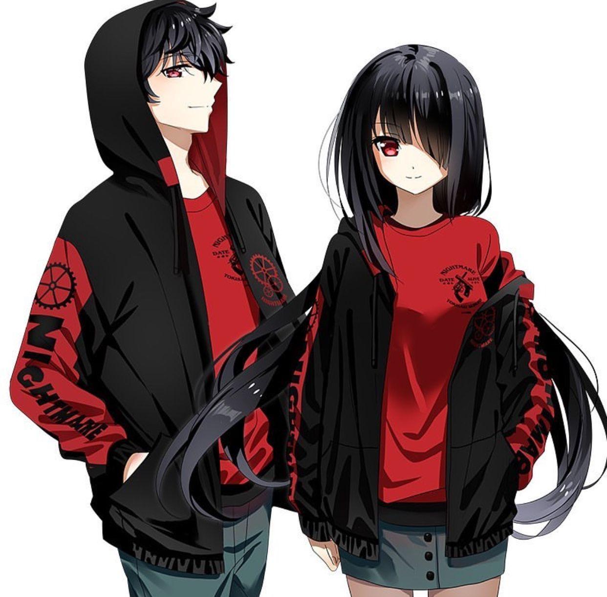 Life With The Fright Girls An Rp Menina Gata De Anime Menina Anime Desenhos De Casais Anime