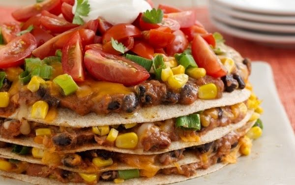 The Great Burrito Stack 15 Easy Dinner Recipes For Two To Wow Your Man Cooking