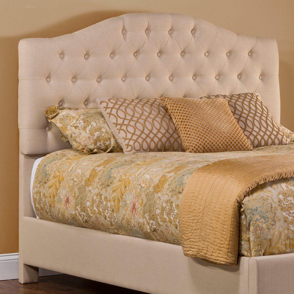 Hillsdale Jamie Upholstered Bed Headboards At Hayneedle