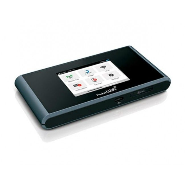 Sprint Pocket Wi-Fi 306ZT (ZTE MF975) in 2019   4G Mobile Broadband