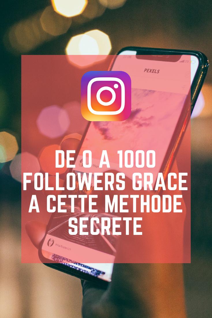 Followers Instagram | Conseils instagram, Astuces instagram, Pseudo instagram