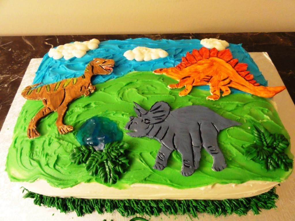 Dinosaur Birthday Cakes For Boys Birthday Pinterest Dinosaur