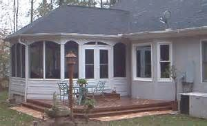 screened deck - - Yahoo Image Search Results
