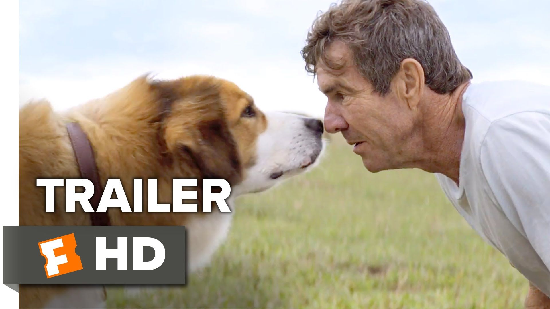Watch A Dogs Purpose Trailer