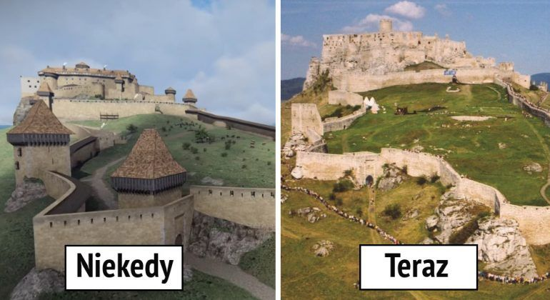 Spišský hrad či hrad Beckov. Takto by vyzerali niektoré slovenské hrady po rekonštrukcii do ich historickej podoby   interez.sk