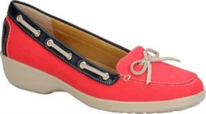 Women's Softspots Ally - Coral/Navy