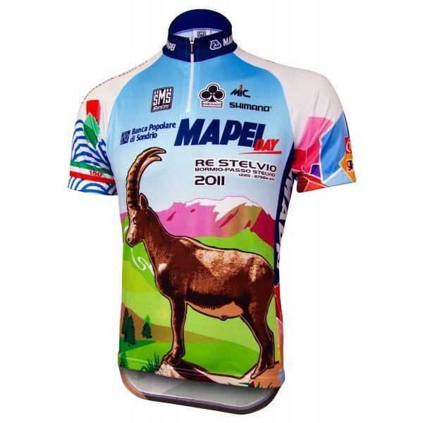9292e6cd2 Mapei Day Re Stelvio 2011 Team Jersey