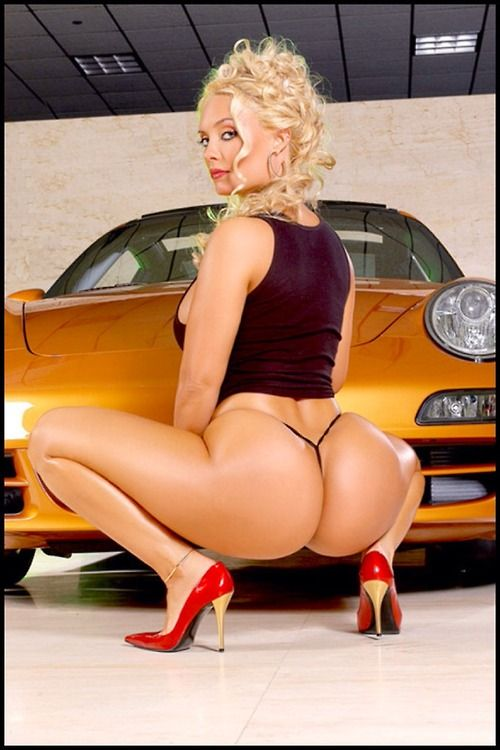 car girl booty Big show