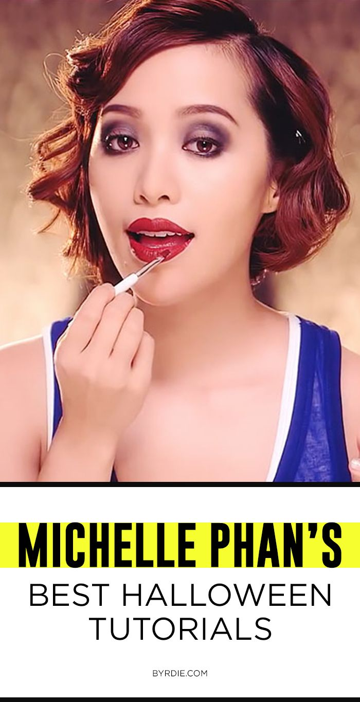 Michelle Phan's Top 5 Most Outrageously Wonderful Halloween Tutorials