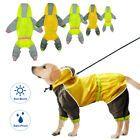 Photo of Impermeable Chubasquero perro pequeño grande Reflectante Chaqueta para Lluvia con Capucha Ropa Impermeable S-5XL  | eBay