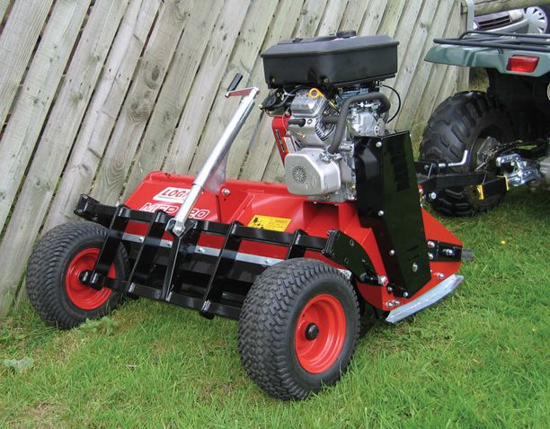 Flail Mower/Topper MFP 4 | Logic ATV For Equestrians in 2019