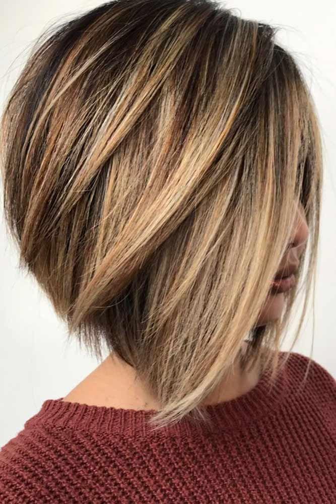 13++ Medium inverted bob hairstyles ideas