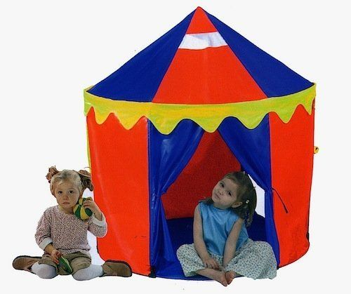 Kids Circus Tent Play Tent by IPlay. $24.99. This Circus Tent Play Tent is  sc 1 st  Pinterest & Kids Circus Tent Play Tent by IPlay. $24.99. This Circus Tent Play ...
