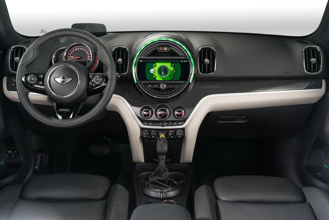 Mini Unveils Its First Hybrid Vehicle Mini Countryman Mini
