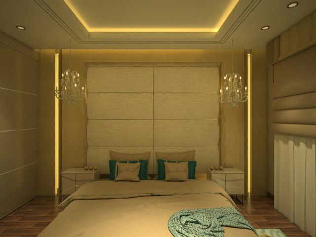 Bedroom Eve Interior Design Amman Jordan