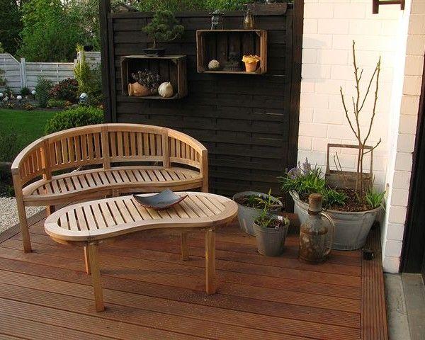 wintergarten-ideen-design-holz-dielenboden-steine Interieur Design