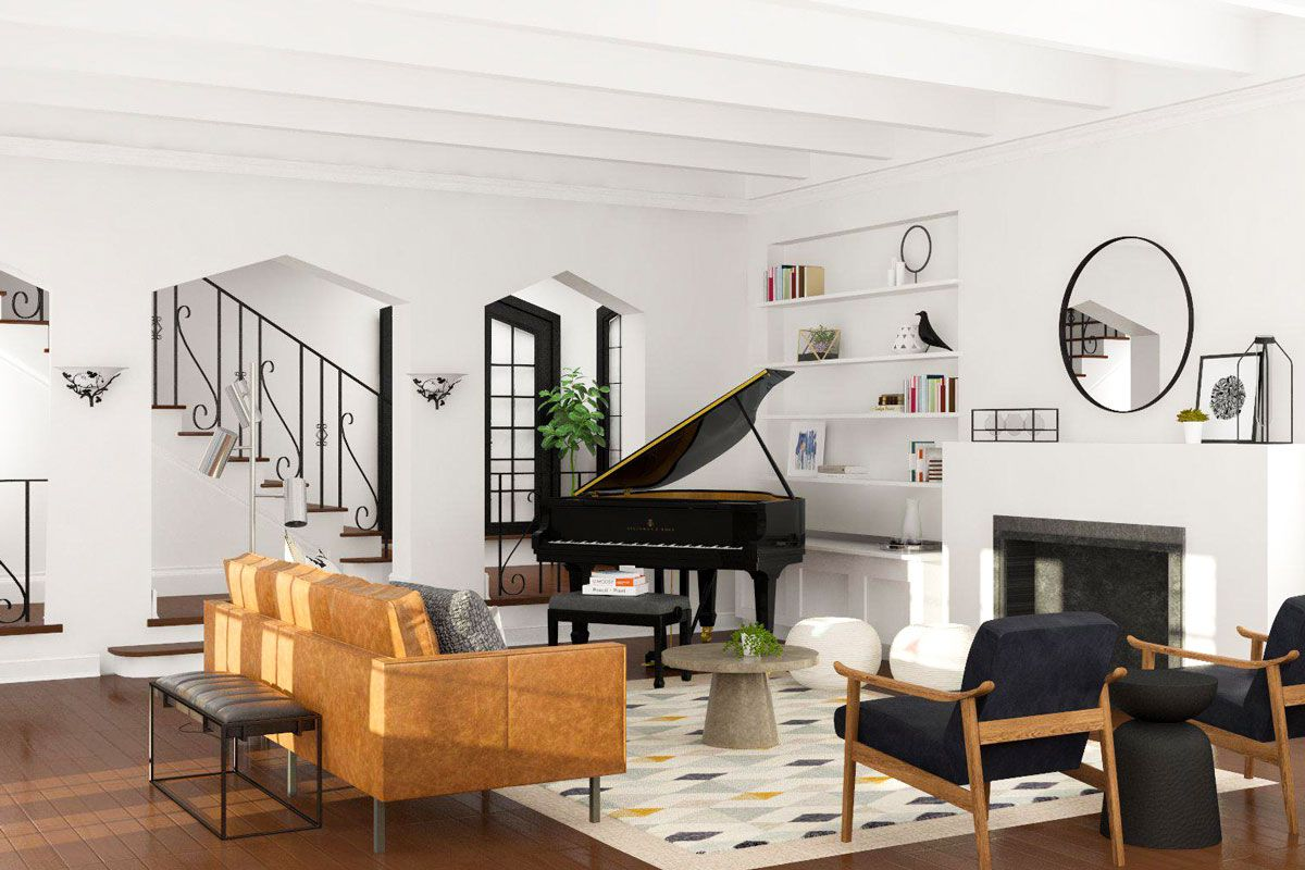Layout Idea 9 Ways To Arrange A Piano In Your Living Room Piano Living Rooms Grand Piano Room Grand Piano Living Room