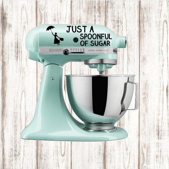 Kitchenaid Mixer Decals Decorate Your Stand Mixer Cricut