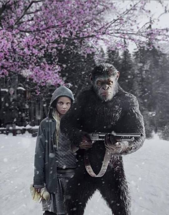 planet of the apes, AfroSapiophile (3)