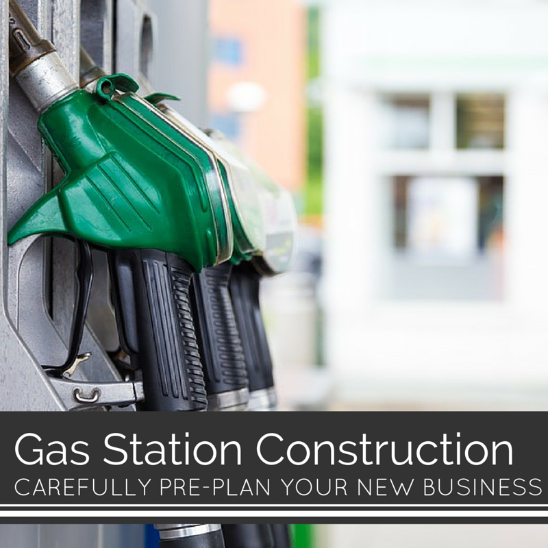 Image result for PrePlanning New Gas Station Construction