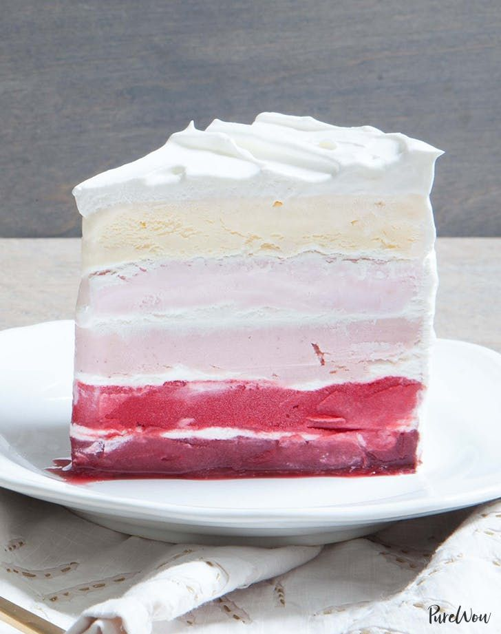 The 50 Most Delicious Spectacular Ice Cream Cake Recipes Pink