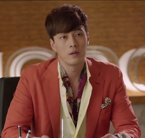 So JI Sub  .. The Master's Sun