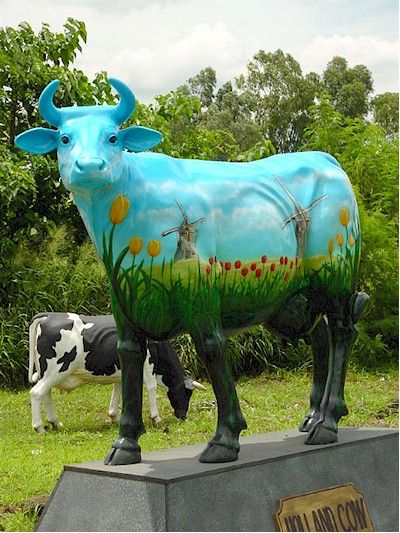 "Home :: Animals Statues :: Cows Statues :: ""Holland"" Cow400 x 533 