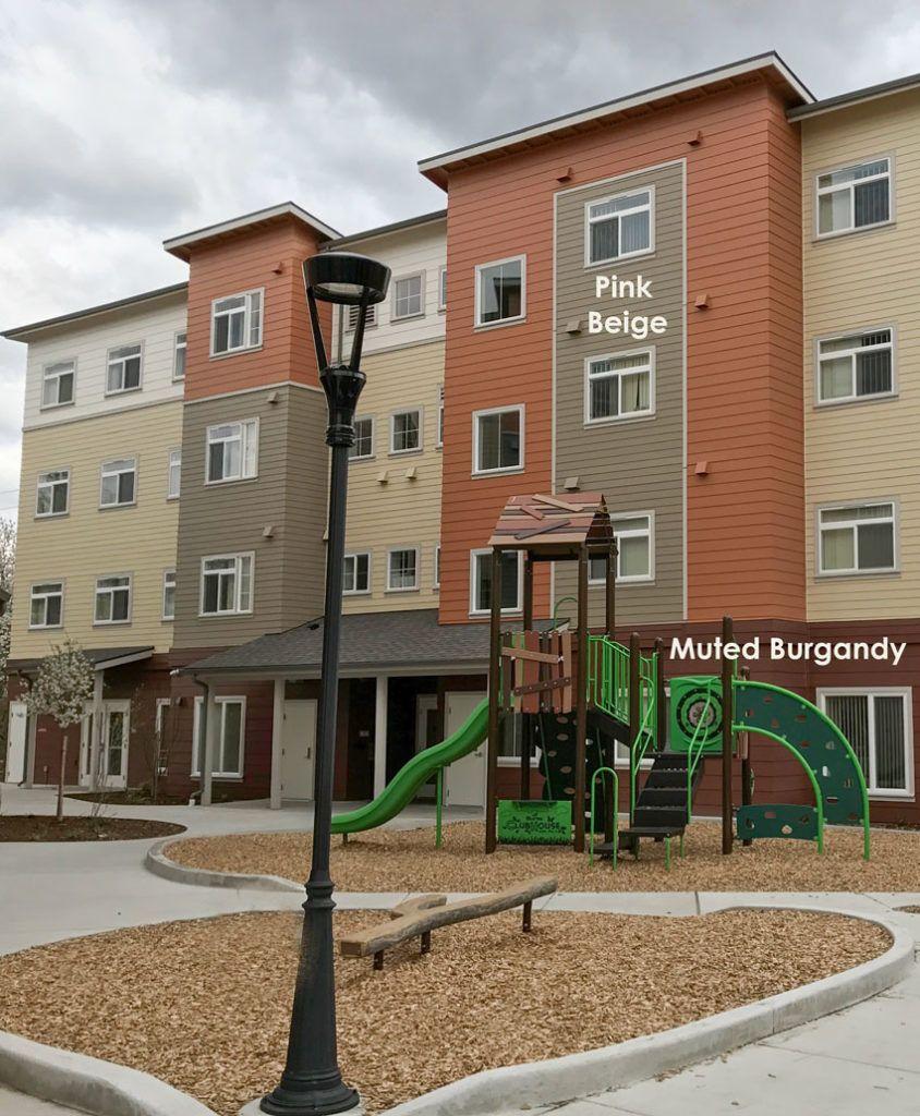 best exterior colours for apartment buildings exterior colors