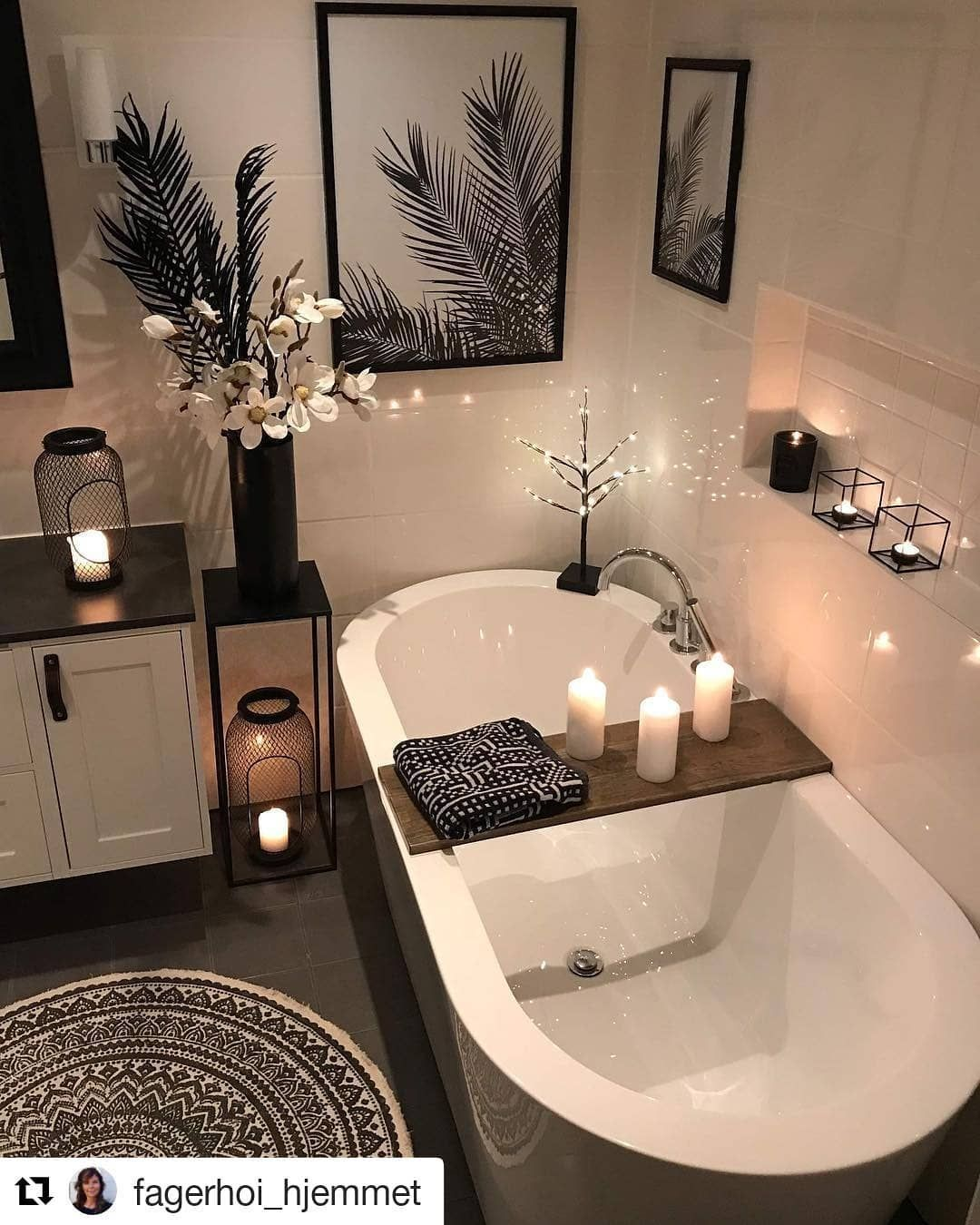 O Tak To Idealny Plan Na Wieczor Prawda Fot Fagerhoi Hjemmet Homebook Homeandesign Homedecor Ho Bathroom Decor Contemporary Bathrooms Home Decor