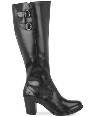 LOVE THESE! Born Mim Wide Calf Boots