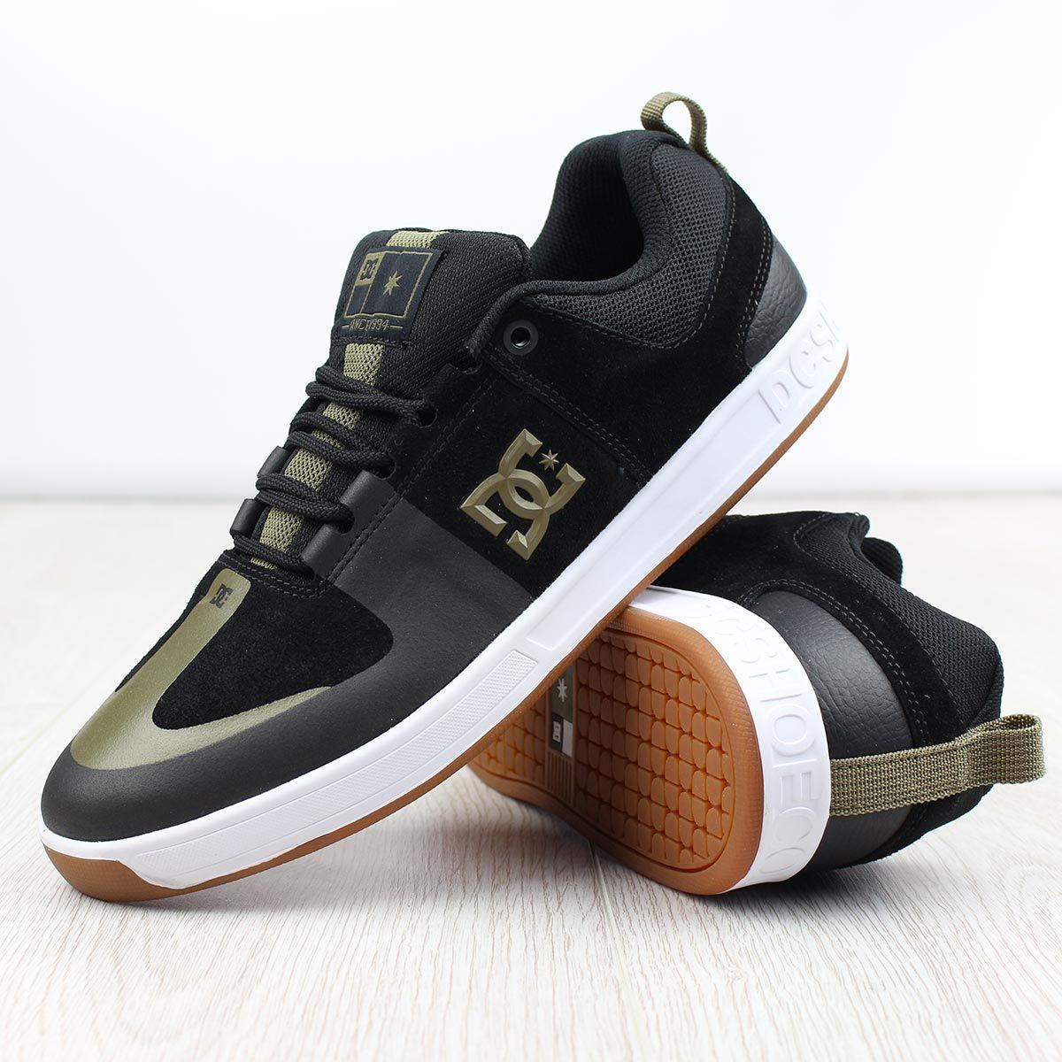 DC Shoes Lynx Prestige S - Black Black