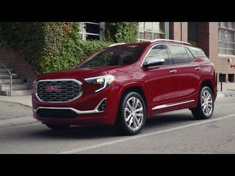 The New And Improved Has Arrived The 2018 Gmc Terrain Is Here