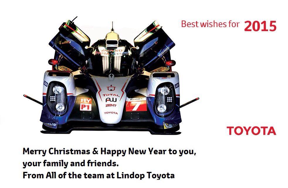 Christmas deals now on at Lindop Toyota Wrexham \ Queensferry - fresh blueprint design wrexham