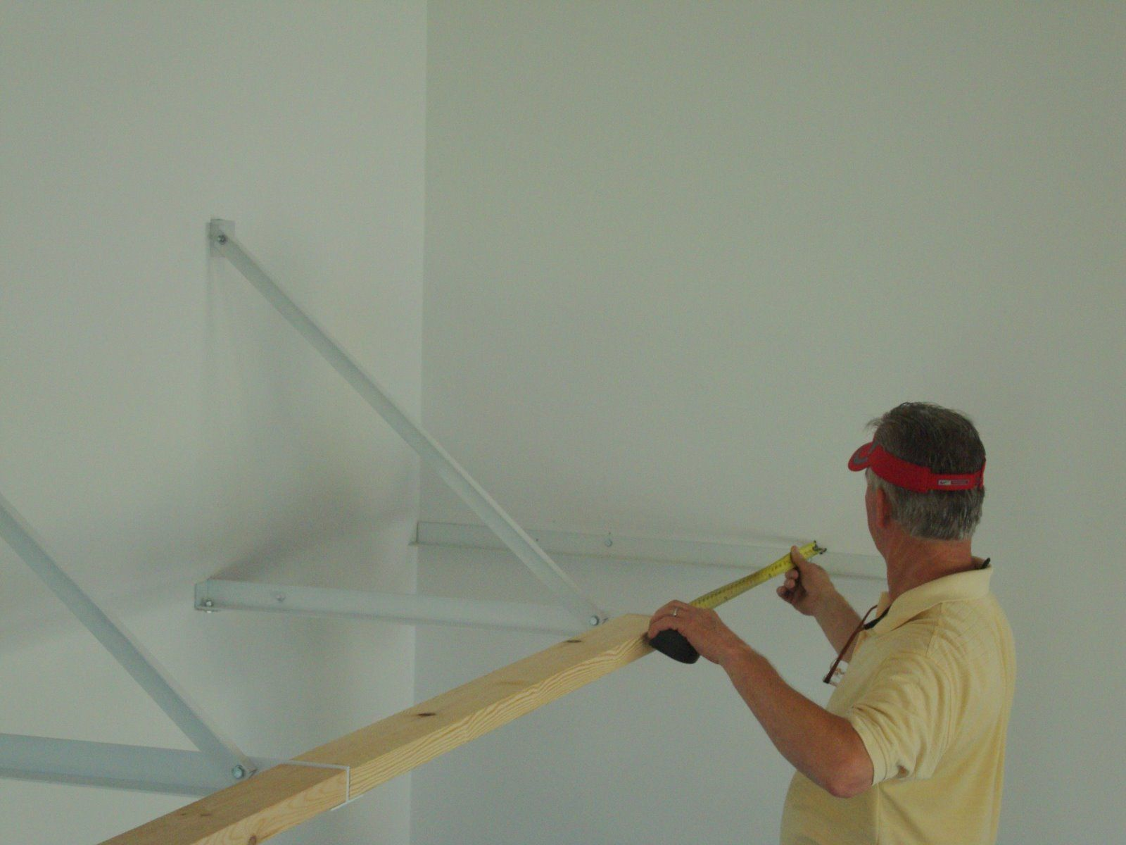 Simply American-Made, easy to install Rhino Shelf  | RHINO