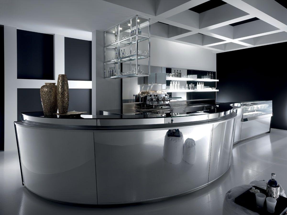 Arredi Bar Moderni arredamento bar gruppo designer1995 (con immagini