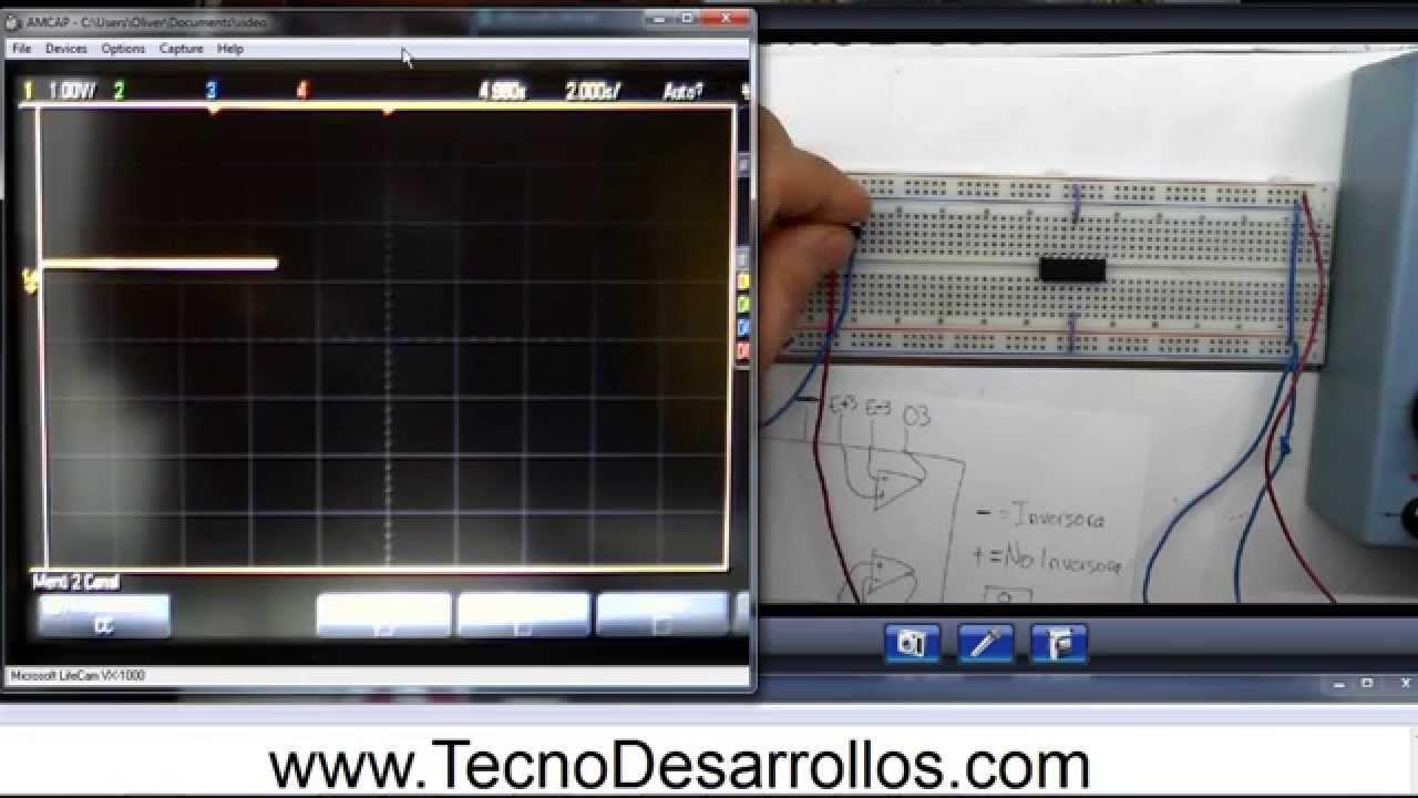 Diseño de Alarma de Temperatura con Aplificadores Operacionales Parte 2