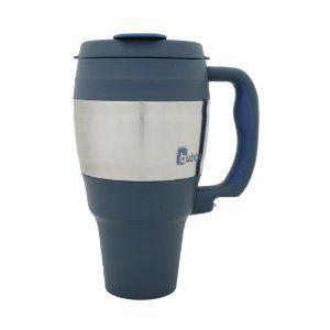 34oz of caffeinated goodness, every morning
