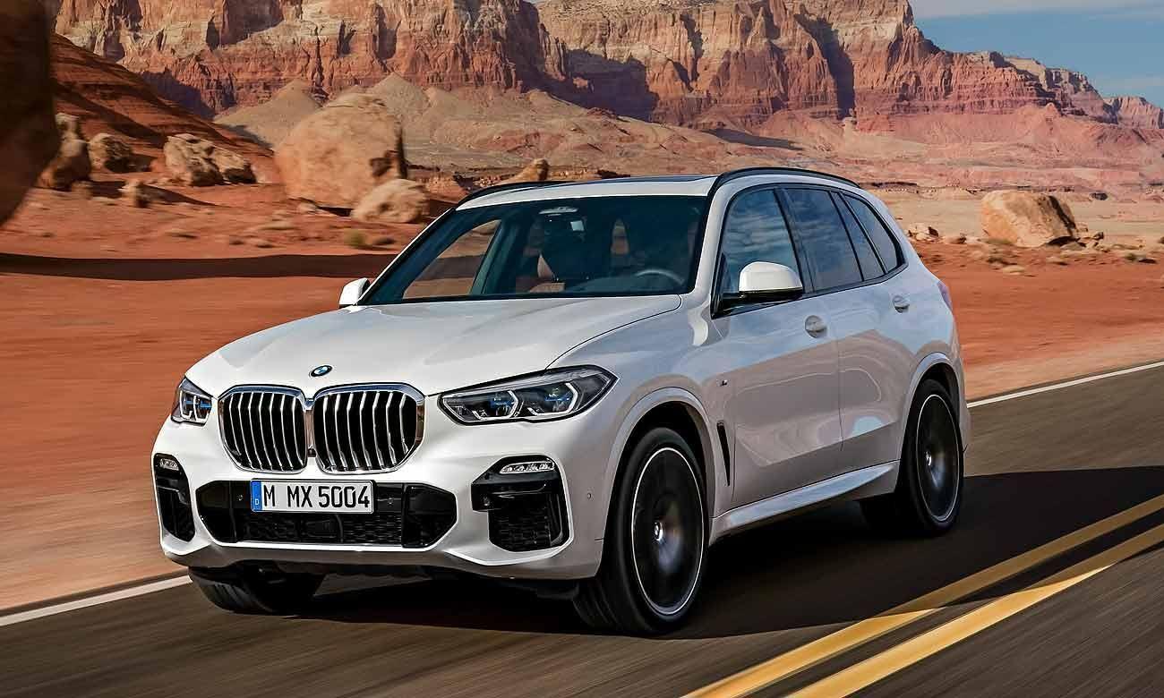 New 2019 BMW X5 unveiled