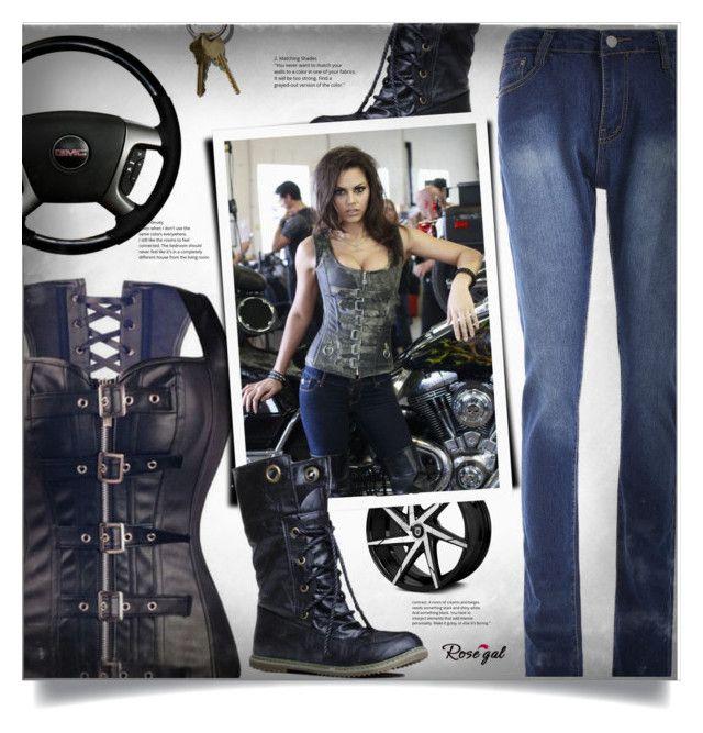 """corset"" by meyli-meyli ❤ liked on Polyvore"